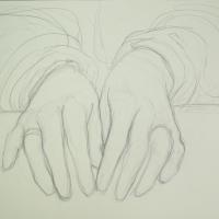 study / 2013 / 20 x 30 cm / pencil on paper