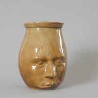 Sinking / glazed stoneware