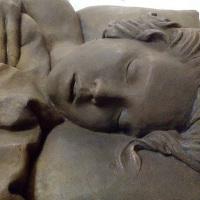 """Detail of """"De Oude Gedaante"""" / bronze / 2019"""