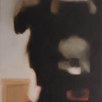 Eén of ander beest / 2017 / 29 x 21 cm / oil on panel