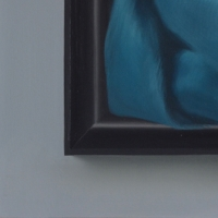 Doek / 2014 / 35 x 45 cm / oil on panel / in private collection