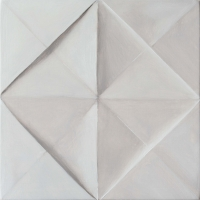 Origami / 2015 / 18 x 18 cm / oil on panel / in private collection